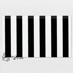 Black & White Stripe Dorm room headboard pick your style and fabric 500+ choices and awesome fonts for monogram Custom Headboards for college beds