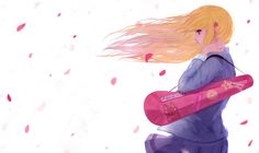 I All The Time, Love You All, I Never Forget You, Miyazono Kaori, Your Lie In April, I Meet You, You Lied, Kawaii Anime, Keep It Cleaner