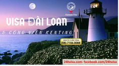 http://24hvisa.com/xin-visa-du-lich-dai-loan-den-vuon-quoc-gia-kenting.html  XIN VISA DU LỊCH ĐÀI LOAN ĐÊN VƯỜN QUỐC GIA KENTING  Để biết thêm thông tin chi tiết, quý khách có thể liên hệ trực tiếp với văn phòng công ty 24hVietnam Visa hoặc qua tổng đài tư vấn xin Visa toàn quốc 1900 2044 để được hướng dẫn chi tiết nhất. CÔNG TY TNHH DỊCH VỤ THỊ THỰC 24h VIETNAM VISA Tổng đài tư vấn miễn phí 24/7: 1900 2044 Website: www.24hvisa.com Fanpage: www.facebook.com/...
