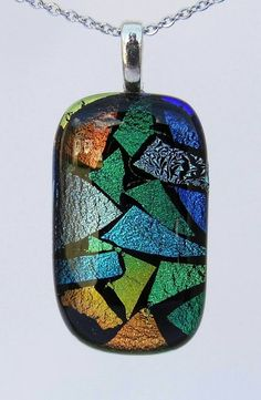 Hey, I found this really awesome Etsy listing at https://www.etsy.com/listing/234558485/mosaic-style-pendant-necklace