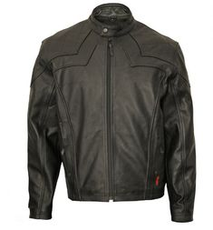 Save $ 122.9 order now Milwaukee Motorcycle Clothing Company Mens Scooter Jacket