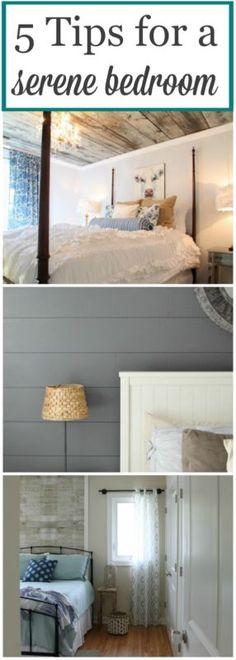 5 Tips for Creating a Serene Master Bedroom | eBay #deals #ad