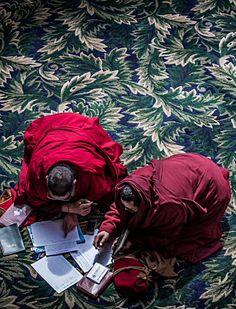 A time to study . Tibet