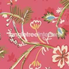Guadeloupe - 839-T-4943 - Pink by Thibaut
