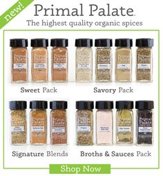 Juli Bauer's Paleo Cookbook: Behind The Scenes Sneak Peek - Primal Palate | Paleo Recipes