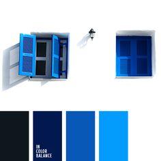 68 Ideas For Exterior Brick Colors Scheme Blue Doors Blue Colour Palette, Blue Color Schemes, Navy Color, Blue Shades Colors, Tableaux D'inspiration, Brick Colors, Color Balance, Colour Board, Deco Design