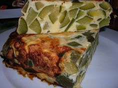 Cuchara de Palo: TORTILLA DE CALABACÍN (Chef-o-matic)