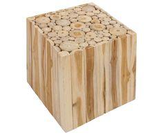 Столик - тик - коричневый, 45х50х45 см