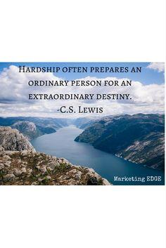 Hardships are vital for growth. #keepgoing #kara