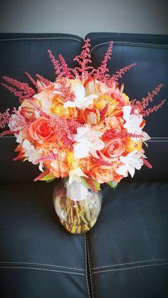 Designed By Ms Scarlett's Flowers