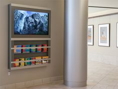 brochure AND TV display - Google Search
