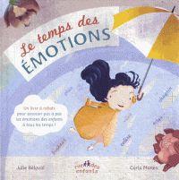 Julie Belaval et Carla Manea - Le temps des émotions. - Agrandir l'image