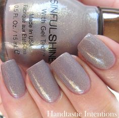 Handtastic Intentions: Sinful Colors Prosecco with Dupe Comparison