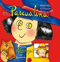 Agenda Pascualina 1995. Comic Books, Comics, Cover, Stencils, Memories, Day Planners, Dibujo, Backgrounds, Comic Book