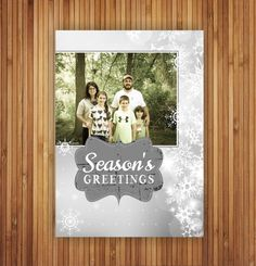 Etsy listing at https://www.etsy.com/listing/212403334/photo-holiday-flat-cards