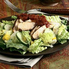 These crisp and cool chicken salads have a refreshing combination of ingredients to satisfy your taste buds while giving you the nutrition you need.