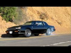 Buick Grand National Burnout Video
