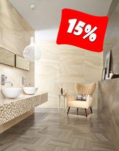 Nutzen Sie diesen Monat unseren Angebot -15% auf alle Keramikfliesen!  http://www.naturstein-hengstler.de/keramik-fliesen-rabatt