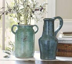 Caspian Ceramics #Pottery Barn