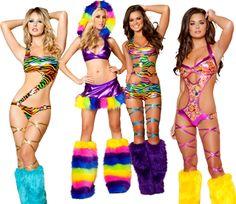 rave fashion
