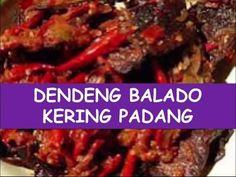 Resep dan Cara Membuat Dendeng Balado Kering Padang #NyokMasak http://youtu.be/lTBFrnM62uk