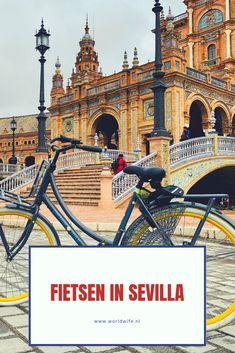 Fietsen in Sevilla – Best Europe Destinations Valencia, Parc Guell, Spain Travel Guide, European City Breaks, European Destination, Ultimate Travel, Seville, Malaga, Paris