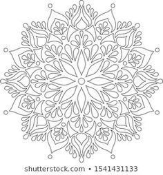 Explore high-quality, royalty-free stock images and photos by TAMSAM available for purchase at Shutterstock. Adult Coloring, Coloring Books, Coloring Pages, Seed Bead Flowers, Beaded Flowers, Embroidery Motifs, Beaded Embroidery, Color Me Badd, Homemade Lip Balm