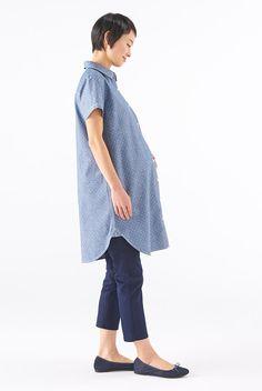 衣料品 2015 春夏|コーディネートカタログ マタニティ|無印良品ネットストア