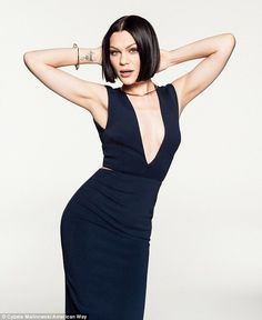 She's back: Jessie J has just completed her Sweet Talker tour and is back with a cover sho...
