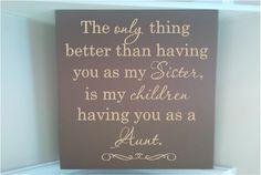 Happy Birthday Aunt Tammy ~ You're an AMAZING Aunty!