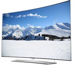 Value Electronics TV Shootout: Is the LG Really the World& Best TV?: The LG is a truly brilliant TV with today& content. But what about tomorrow& 60 Inch Tvs, Curved Tvs, Large Screen Tvs, Television Online, Lg Oled, Lg Tvs, Lg Electronics, Mobile Price, Samsung Tvs