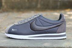 sports shoes d7df2 003b8 Mens Womens Sneakers Nike Cortez Nylon Canyon Grey White 789594 001 Nike  Classic Cortez, Jordan