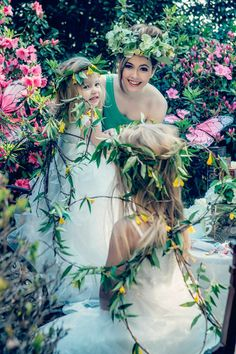 """Tinker Bell """"Fairytale"""" Photo Shoot by Getz Creative Check out the next Wedding Festivals Platinum Bridal Show theme: """"Fairytale"""". Gowns by Davids Bridal, Venue by The Gassaway Mansion, Fog or Dance Cloud by Carolina Party Professionals and Photography by GetzCreative Photography."""
