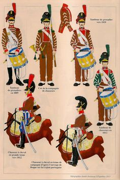 """Portugese Legion. At the service of Napoleon, the Portuguese Legion fought in the campaigns of Germany, Austria and Russia, suffering heavy casualties. It was present in the battles of Wagram, Smolensk, Vitebsk and Borodino (Moscow). Being highly regarded by Napoleon, the troops of the Legion were referred by him as the """"Black Infantry"""". The Legion was disbanded at 5 May 1814, with only about 1000 of its soldiers surviving and returning to Portugal."""