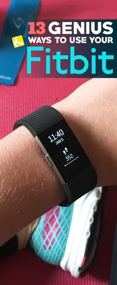 Of course Fitbit tracks your steps. But did you know it can also turn on your lights and give you loyalty points at Dick's Sporting Goods?