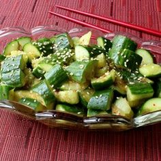 Smashed Cucumber Salad - Allrecipes.com