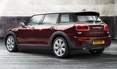 2016 Mini Clubman -- Automotive News Photo Gallery