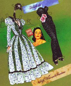 Dorothy Lamour Paper Doll by Jim Howard - Katerine Coss - Picasa Webalbum