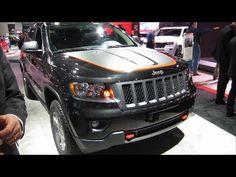 Popular Jeep Trailhawk and Jeep Grand Cherokee videos PlayList