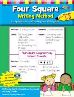 1000+ images about 4 Square Writing on Pinterest | Four Square ...