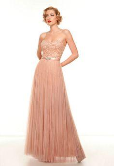 Vestido de fiesta de Demetrios Evening Modelo E221   Webnovias.com