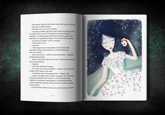 Children's Book // The Seven Dwarfs Seven Dwarfs, The Seven, Children's Book Illustration, My Children, Childrens Books, Cover, Anna, Behance, Inspiration