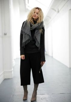 culottes street style @phihunting