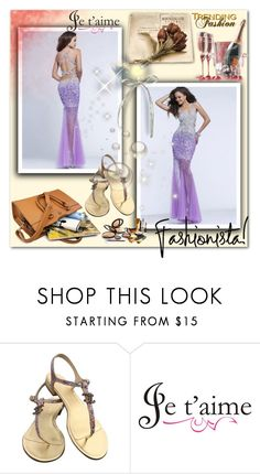 """robe de soirée-prom dress-126"" by sophie-robelle on Polyvore featuring Chanel and WALL"