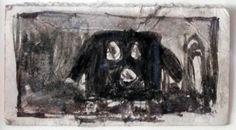James Castle. Untitled Box w Arms. : Lot 147