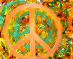 Peace Artist Jerry Hanks - Dwight Was Right