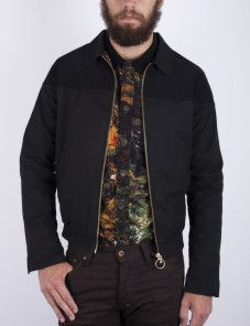 Barracuda Jacket. http://www.prpsjeans.com/shop/PRPS-Goods-Co/Barracuda-Jacket/P3