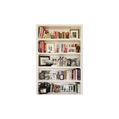 HOME ❤ liked on Polyvore featuring home, furniture, bookcases, fillers and backgrounds