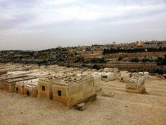 Terre Sainte - Israël - Le mont des oliviers