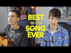 Best Theme Song Ever (ft. Jacob Whitesides) - http://afarcryfromsunset.com/best-theme-song-ever-ft-jacob-whitesides/